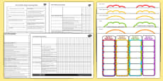 2014 Curriculum Year 4 Maths Assessment Resource Pack