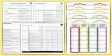 2014 Curriculum Year 4 Maths Assessment Resource Pack