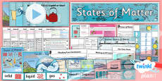 PlanIt - Science Year 4 - States of Matter Unit Pack