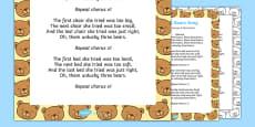 Them Bears Song