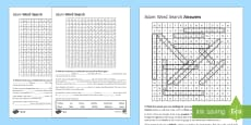 Islamic Beliefs Key Words Differentiated Word Search