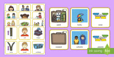 * NEW * Opposites Using the Prefix un Matching Cards