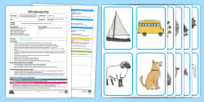* NEW *  EYFS Phoneme Jump Adult Input Plan and Resource Pack