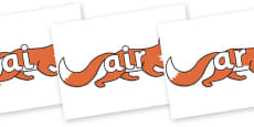 Phase 3 Phonemes on Hullabaloo Fox to Support Teaching on Farmyard Hullabaloo