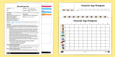 EYFS Favourite Toys Pictogram Adult Input Plan and Resource Pack