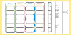 2014 Curriculum Year 2 Maths Target Bookmarks
