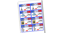 Paris Tourist Attraction Tickets
