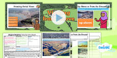 PlanIt - Geography Year 2 - Magical Mapping Lesson 5: Viewing From Above Lesson Pack