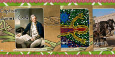 Australia - Aboriginal and Torres Strait Islander People Photo PowerPoint