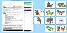 Story Activity to Support Teaching on Monkey Puzzle EYFS Adult Input Plan and Resource Pack