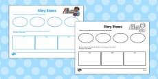 Story Stone Planning Sheet
