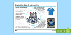 History of the Dublin GAA Crest Fact File