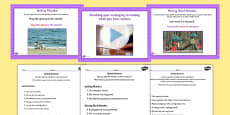 Check Your Writing by Re Reading What You Have Written PowerPoint and Activity Sheets Teaching Pack