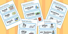 Polish Translation Holiday Travel Topic Words