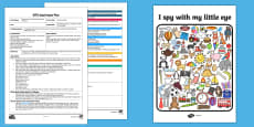 * NEW * EYFS Dressing Teddy Adult Input Plan and Resource Pack