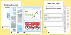 Year 5 Reading Assessment: Non-Fiction Term 2