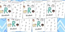 My Workbook R Uppercase