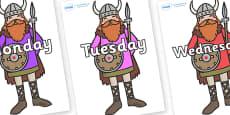 Days of the Week on Vikings