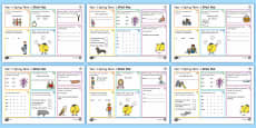 Year 1 Spring Term 1 SPaG Activity Mats