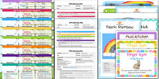 EYFS Spring Bumper Planning and Resource Pack