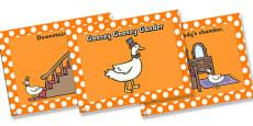Goosey Goosey Gander PowerPoint