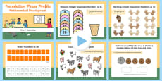 Reception/Year 1 Morning Mathematical Development Starter Activities PowerPoint