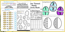 Top 10 Easter Maths Resources