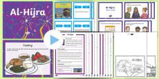 Al Hijra KS2 Activity Pack