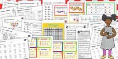 KS3 Maths Addition Catch Up Resource Pack