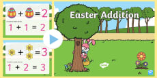 Easter Addition PowerPoint