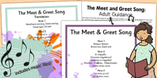 French The 'Meet and Greet' Song Pack
