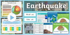 New Zealand Earthquake Resource Pack