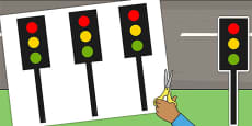 Traffic Light Cut Outs