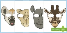 The Zoo Masks