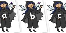 Phase 2 Phonemes on Evil Fairy