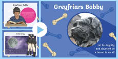 Greyfriars Bobby Information PowerPoint