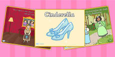 EYFS Cinderella Story PowerPoint
