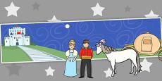 Small World Background (Cinderella)