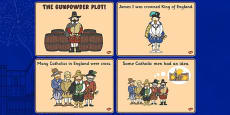 The Gunpowder Plot Story