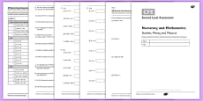 Second Level Assessment Numeracy and Mathematics Number, Money and Measure - Addition, Subtraction and Division