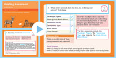 Year 6 Reading Assessment Non Fiction Term 2 Guided Lesson PowerPoint