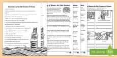 The Edo History of Benin Reading Comprehension Activity