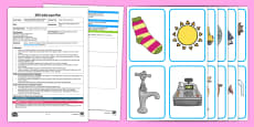 * NEW * EYFS Magic Phoneme Basket Adult Input Plan and Resource Pack