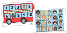 Maths Bus