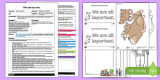 EYFS The Importance of a Mouse Adult Input Plan and Resource Pack to Support Teaching on The Enormous Turnip