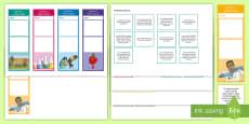 * NEW * Year 4 Australian Curriculum Science Goals Bookmarks