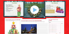 The Great English Christmas Quiz Activity Pack