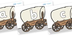 Phoneme Set on Wagons