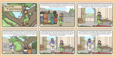 Zaccheus the Tax Collector Bible Story