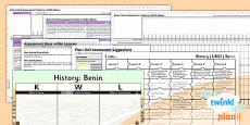 PlanIt - History UKS2 - Benin Unit Assessment Pack